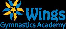 Wings Gymnastics Academy Logo | Sioux Falls, SD