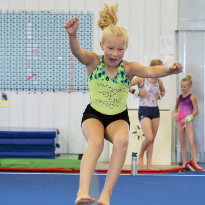About Wings Gymnastics in Sioux Falls, SD
