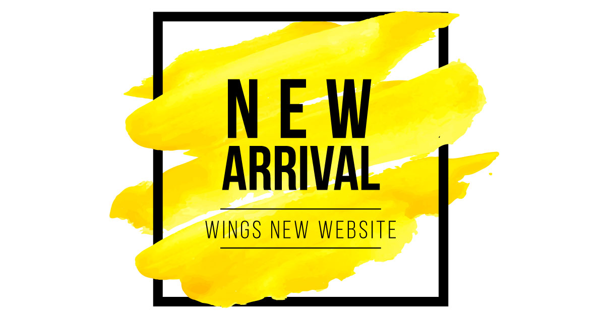Wings Got a New Website!
