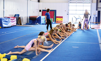 Wings Gymnastics Sioux Falls, SD | Our Vision Image 1