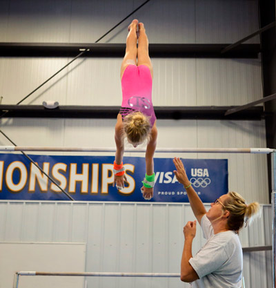 Wings Gymnastics Sioux Falls, SD | Our Vision Image 2