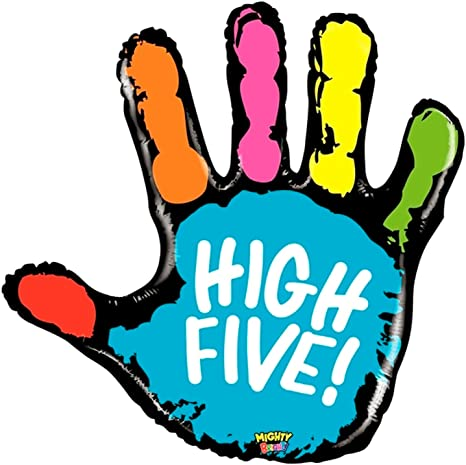 High Five For Summer Camp 2021
